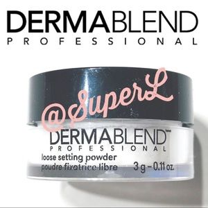 2/$15 NEW Dermablend Loose Setting Face Powder